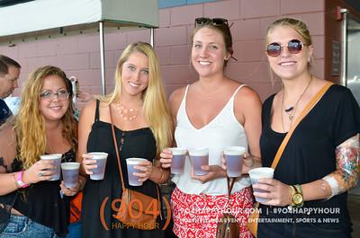 Thirsty Thursdays @ Suns Game - 5.14.15