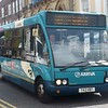 Arriva Y42HBT in Leighton Buzzard.