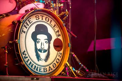 The Stolen Winnebagos 11th Anniversary Show 05.29.15