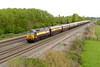4 May 2015 :: 57305 is pictured at Denchworth leading the Northern Belle from Victoria to Bath, train 1Z10