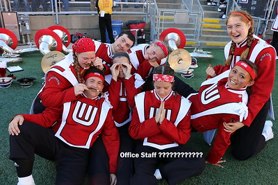 2015  Meet The Student Band Staff
