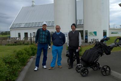 Teigtími 7:20. Júlíus Júlíusson, Leifur Kristjánsson og Rúnar Svanholt.