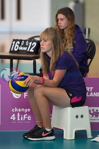 2015 Sainsbury's School Games, Sugden Sports Centre, 5 September 2015.