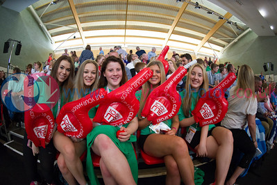 2015 Sainsbury's School Games, Sugden Sports Centre, 6 September 2015.