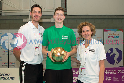 2015 Sainsbury's School Games, Sugden Sports Centre, 6 September 2015.