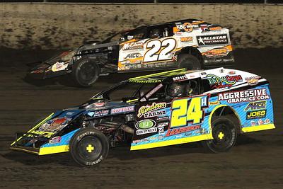 Tri-City Speedway; Summit Modified Mania 9-26-15