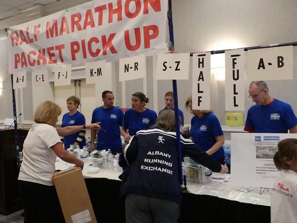 Mohawk Hudson River Marathon and Half Marathon