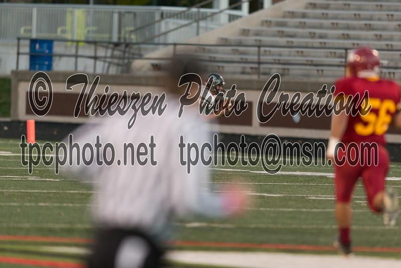 - Monrovia @ Scecina Football at  Arsenal Tech- Indianapolis, IN, USA -  Photo by Eric Thieszen.