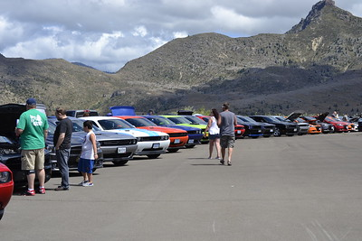 Mopars to the Mountain