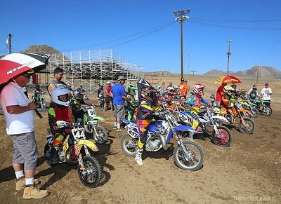 Moto X Kids MX West Track Perris, CA