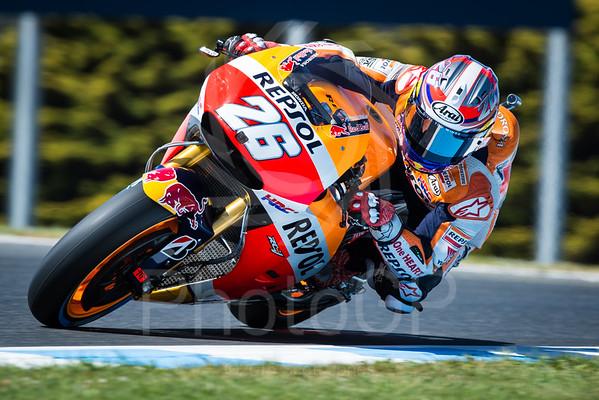 MotoGP 2015 Round 16 Phillip Island