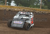 8/8/2015  - Dirt track racing  at the Daugherty Speedway- Boswell, IN, USA -  Photo by Eric Thieszen.