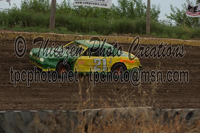 Daugherty Speedway 8/8/15
