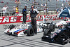 5/23/2015  - Cooper tires, USF2000 race at the Lucas Oil Speedway- Brownsburg, IN, USA -  Photo by Eric Thieszen.