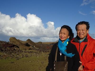 Easter Island - Fred Chu