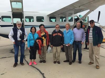 Myth group - Nazca Lines prop plane -Erika Milam