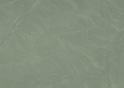 Nazca Lines Monkey - Fred Chu '67 P03 P06