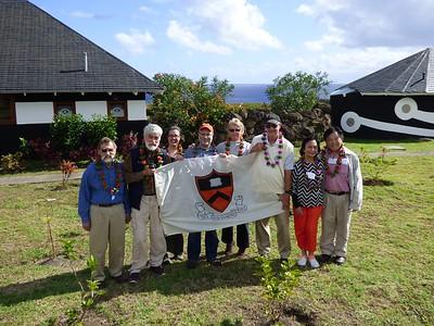 Myth group - Easter Island hotel - Erika Milam
