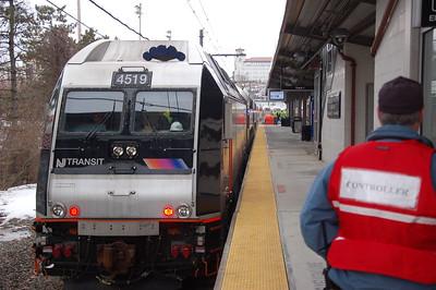 NJ Transit Drill 13  3-15-15