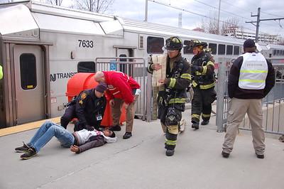 NJ Transit Drill 33  3-15-15