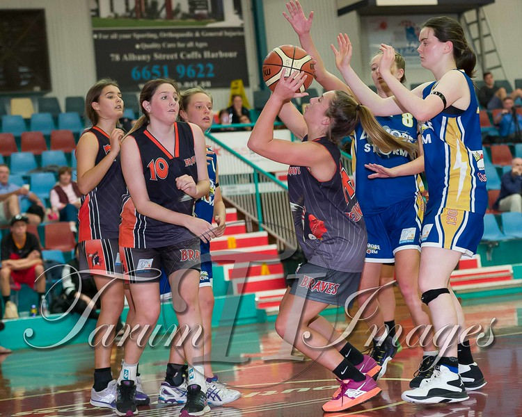 © U18W NJL Bello v Lismore 27 June 20-6911