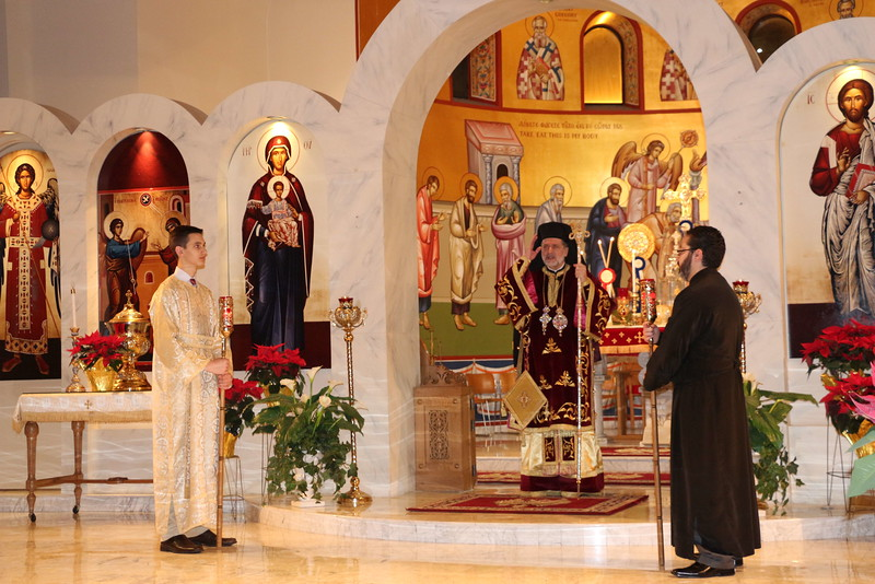 Nativity of the Lord Vesperal Liturgy