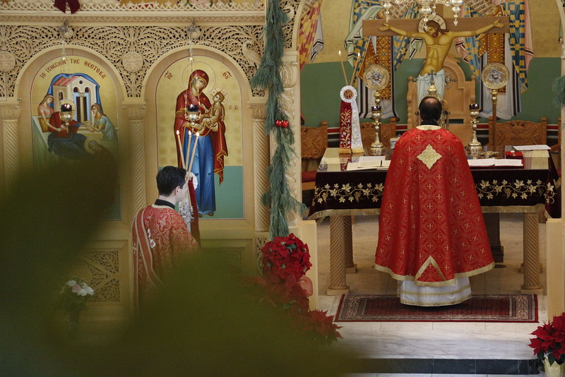 Nativity of the Lord Hierarchical Divine Liturgy