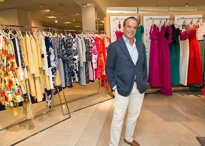 Neiman Marcus Beverly Hills: Meet and greet with Oscar de la Renta's Boaz Mazor