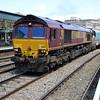 66122 1303/6z47 Wembley-Cardiff Docks.