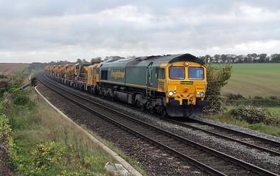 66555 Overton 15/11/15 6Y19 Basingstoke to Fairwater Yard