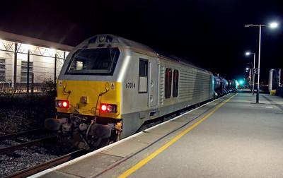 67014 Basingstoke 20/11/15 3J42 Didcot to Didcot