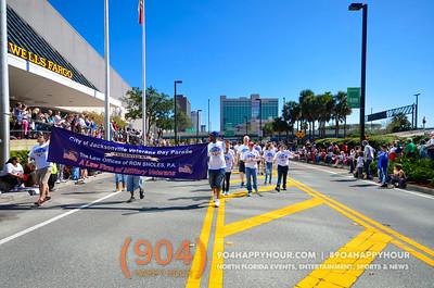 Jacksonville Veterans Day Parade - 11.11.15