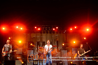 Parmalee @ Jacksonville Fair - 11.9.15