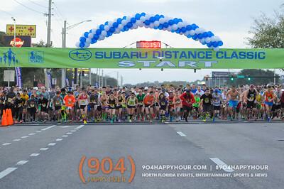 Subaru Thanksgiving Day Classic: Half Marathon & 6K - 11.26.15
