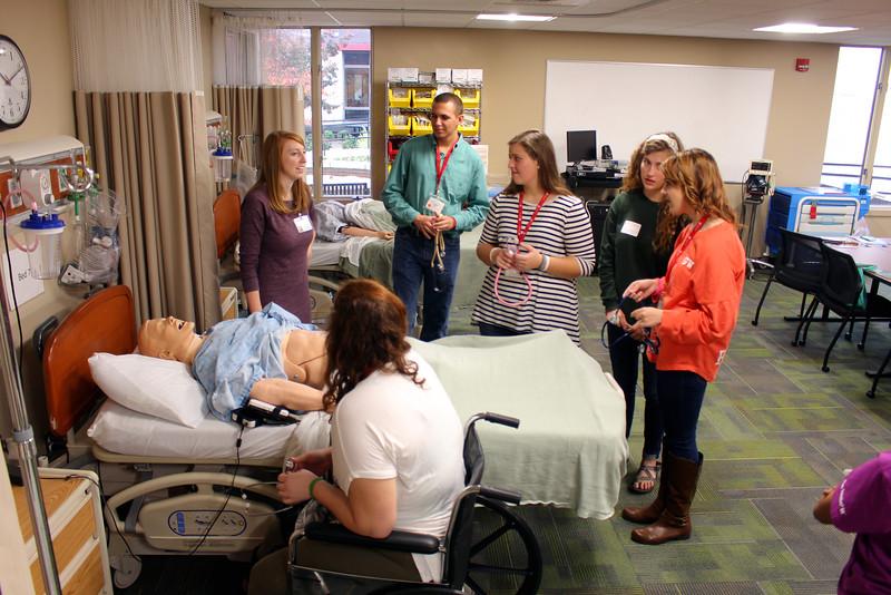2015 GWU Nursing Preview Day