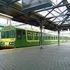 Iarnrod Eireann DART 8100 Class EMU no. 8106 at Dublin Connolly on a Greystones service.