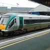 Iarnrod Eireann 22000 Class no. 22016 at Dublin Connolly.