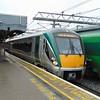 Iarnrod Eireann 22000 Class no. 22062 at Dublin Connolly.