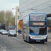 Stagecoach Enviro 400 YN64XSZ 15995 in Oxford on the X30.