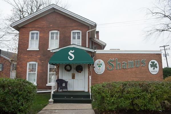 JOED VIERA/STAFF PHOTOGRAPHER Lockport, NY-Shamus Restaurant