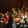 JOED VIERA/STAFF PHOTOGRAPHER Lockport, NY-Dr. Tererai Trent speaks to students at Lockport High School.