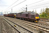 11 November 2015 :: 37706 + 47760 start out at Southall on 5M43 to Carnforth