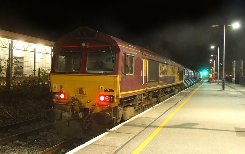 66206 Basingstoke 08/10/15 3J42 Didcot to Didcot