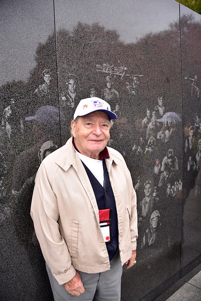 9. KOREAN MEMORIAL by Ron Buteau