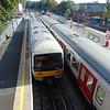 Chiltern Railways Class 165 Networker Turbo no. 165025 at Amersham on a Marylebone service.