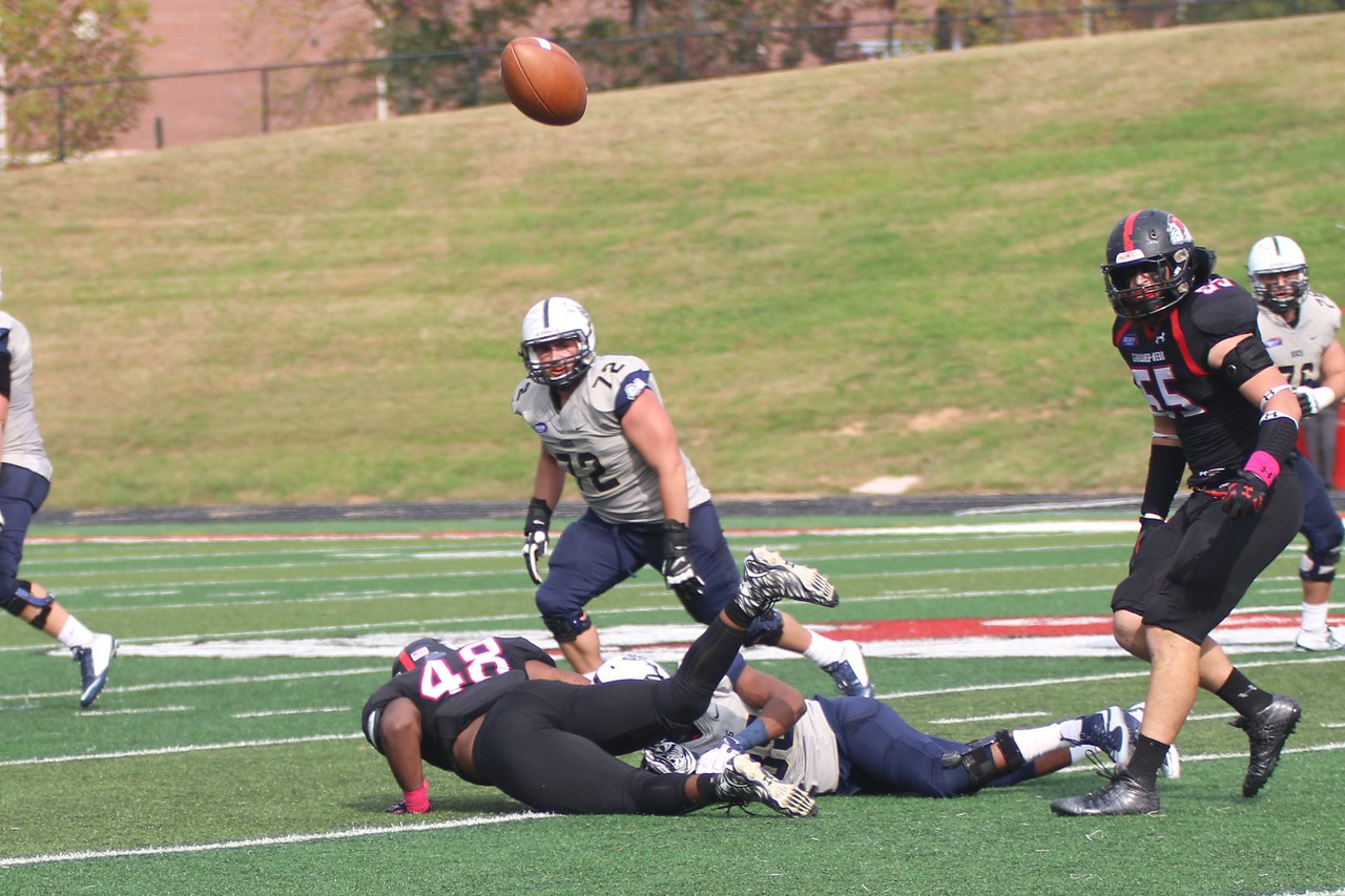 On Saturday, October 24th, GWU Football took on Charleston Southern losing 34-0 after putting up a tough fight.
