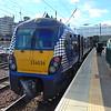 ScotRail Class 334 Juniper no. 334036 at Edinburgh Waverley.