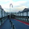 Edinburgh Waverley station ramp.