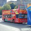 Lothian Buses City Sightseeing Edinburgh Dennis Trident ALX400 T501SSG 501.