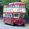 Edinburgh Mac Tours Vintage Bus AEC Routemaster CUV241C RCL2241.